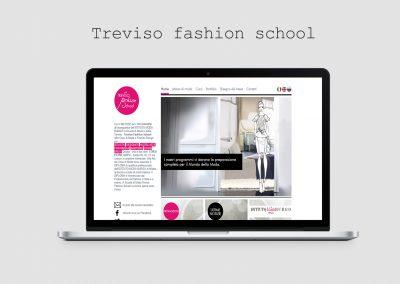 Website – Treviso Fashion School