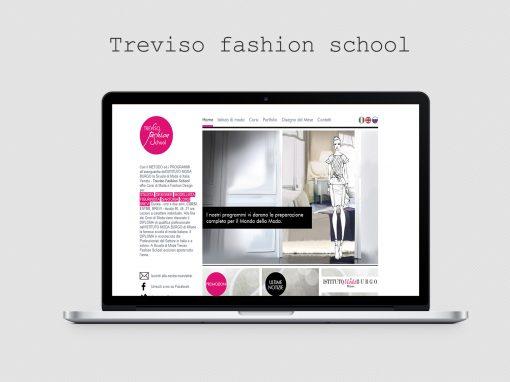 Сайт — Treviso Fashion School