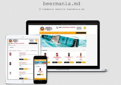 Интернет-магазин Beermania