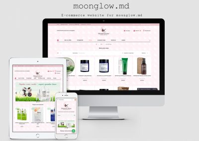Интернет-магазин корейской косметики — Moonglow