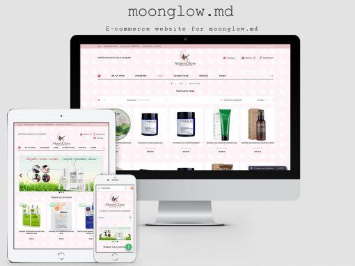 Интернет-магазин корейской косметики – Moonglow