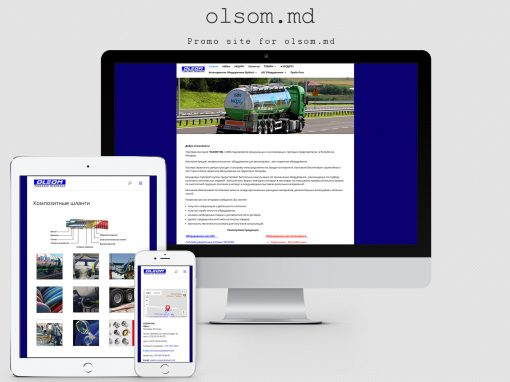 Site Trading Company Olsom