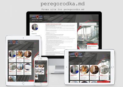 Company website ADOSS