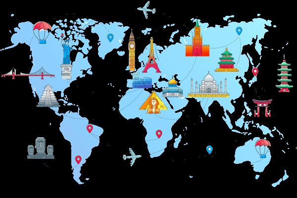 Продвижение сайтов в США и Европе 1