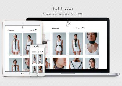 Online - magazin de piele Sott