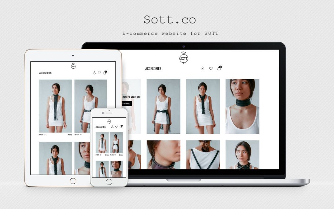 Online – shop leather products SOTT