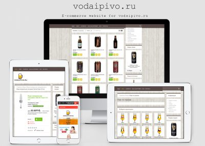 Shop Online Water and Beer